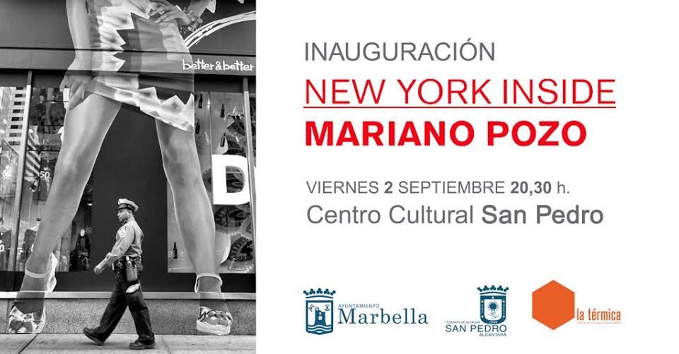 """Resultado de imagen de """"NEW YORK INSIDE de MARIANO POZO"""""""
