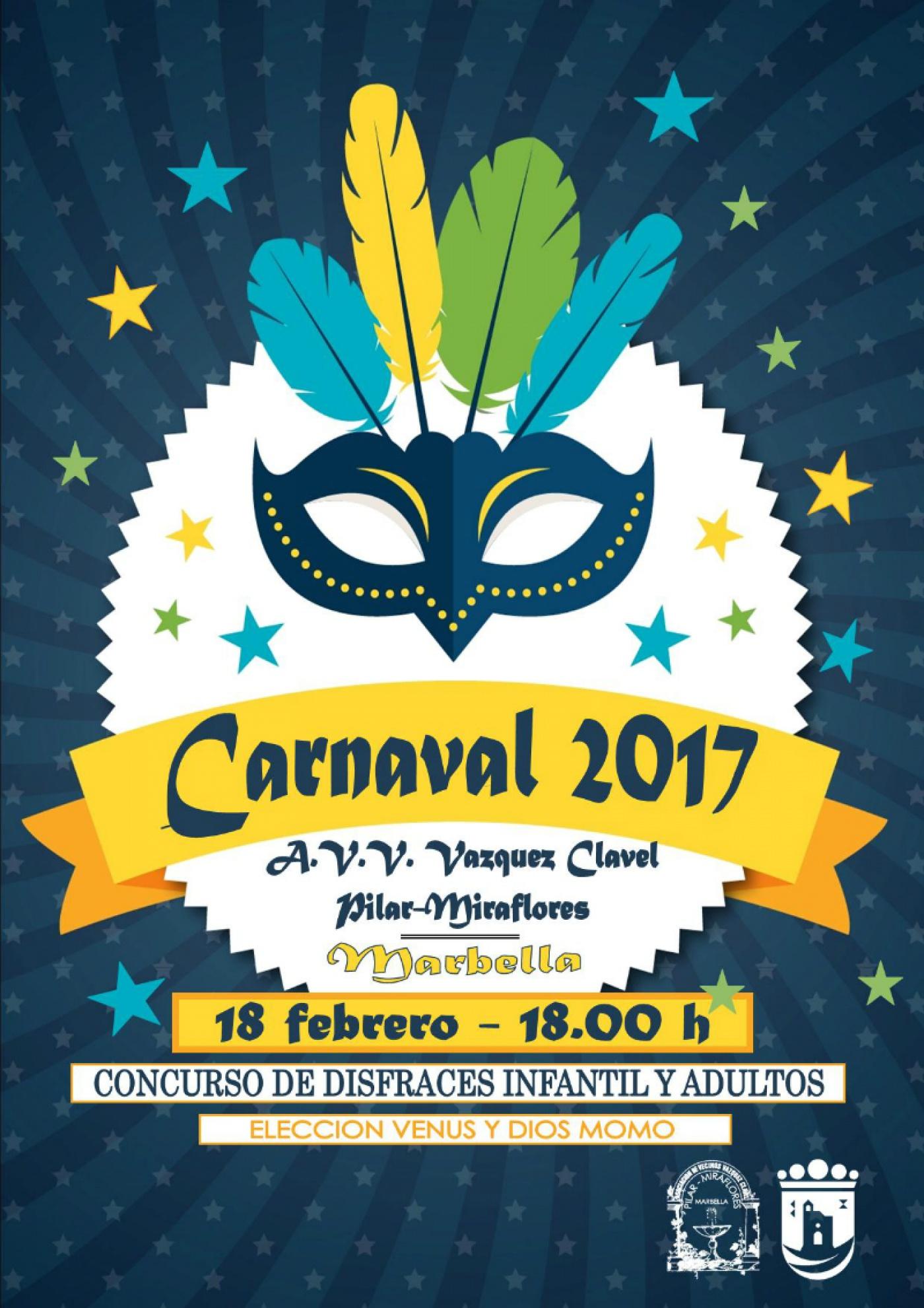 carnaval pilar