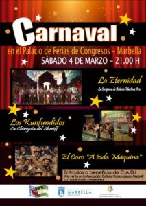 carnaval benefico