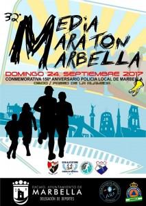 media maraton marbella 2017