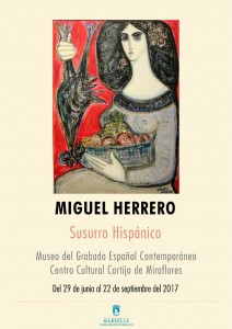 Susurro Hispánico de Miguel Herrero