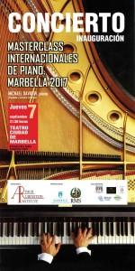 MASTERCLASS DE PIANO