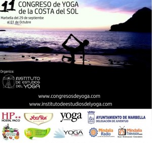 congreso de yoga