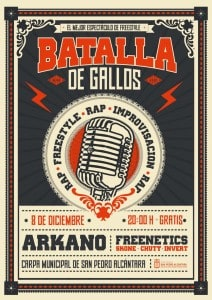 Batallas de gallo