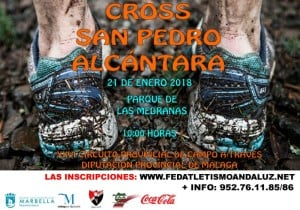 CROSS SAN PEDRO2018