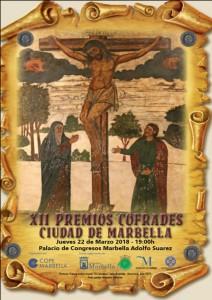 XII premios cofrades ciudad de marbella