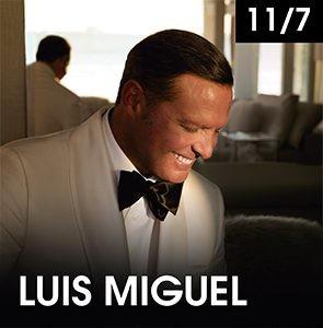 LUIS MIGUEL Starlite Marbella 2018