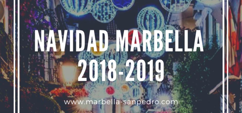 marbella en navidad