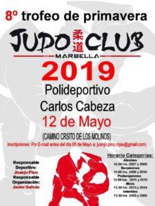 judo marbella