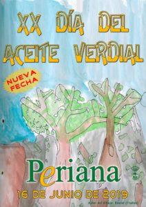 Día del Aceite Verdial Periana 2019