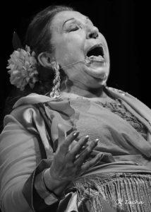 Gitanería, La Cañeta, Bienal de Arte Flamenco de Málaga