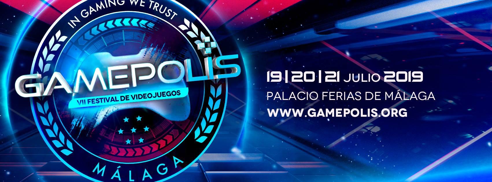 Resultado de imagen de Gamepolis 2019