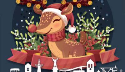 cartel navidad marbella 2019
