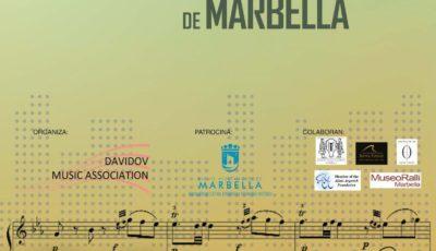 VI FESTIVAL INTERNACIONAL DE MÚSICA DE MARBELLA